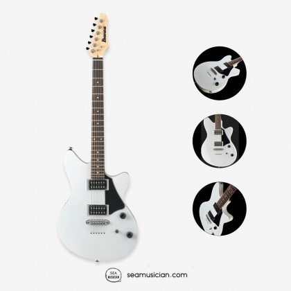 IBANEZ RC320 WH ROADCORE SERIES MAHOGANY BODY ELECTRIC GUITAR COLOR WHITE