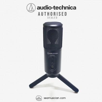 AUDIO TECHNICA  ATR2500XUSB ATR SERIES CARDIOID USB CONDENSER MICROPHONE