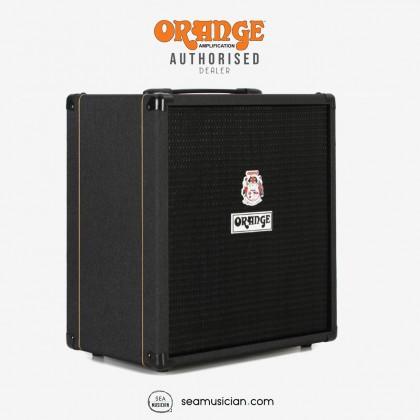 ORANGE BASS GUITAR AMPLIFIER COMBO 50WATT 1X12IN, COLOR BLACK