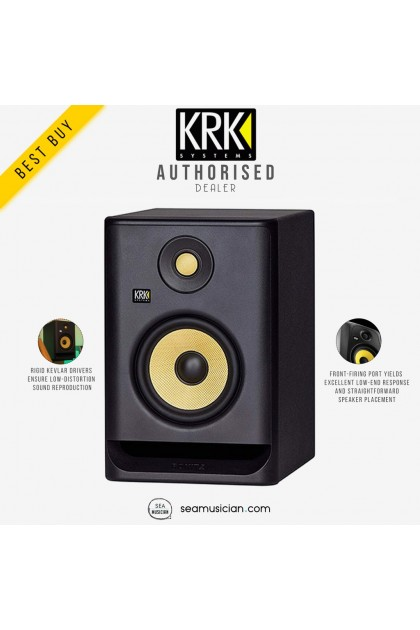 KRK RP5G4 ROKIT POWERED 5 GENERATION 4 ACTIVE STUDIO RECORDING MONITORS EACH