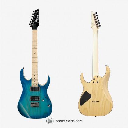 IBANEZ RG421AHM BMT RG SERIES  ELECTRIC GUITAR COLOR BLUE MOON BURST