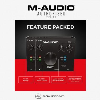 M-AUDIO AIR 192|6 USB AUDIO INTERFACE