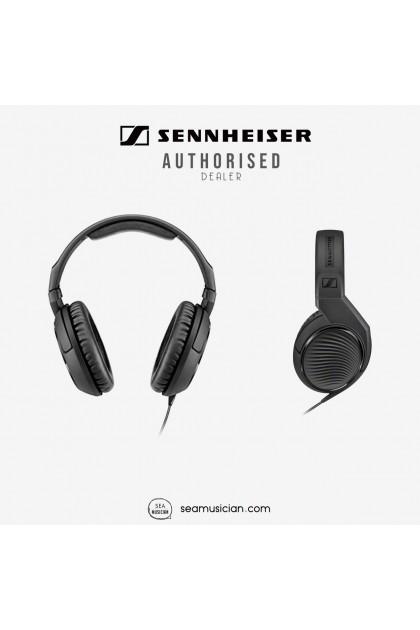 SENNHEISER HD200 PRO CLOSED-BACK STUDIO MONITORING HEADPHONES