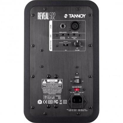 TANNOY REVEAL 502 5'' STUDIO MONITOR ACTIVE (PAIR) (TAN-T33980017690)