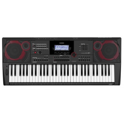 CASIO CT-X5000 61-KEYS PORTABLE KEYBOARD COME W/BENCH-STAND-HEADPHONE-DUST COVER