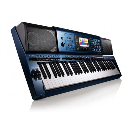 CASIO MZ-X500 61-KEY ARRANGER WITH KEYBOARD STAND, AUDIO CABLE, BAG & PENDRIVE