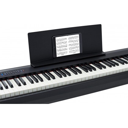 ROLAND FP30 DIGITAL PIANO FULL SET (WITH STAND & TRIPLE PEDAL) - BLACK