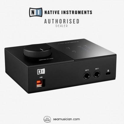 NATIVE INSTRUMENTS KOMPLETE AUDIO 2 AUDIO INTERFACE 26148