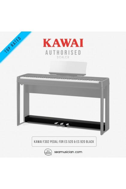 KAWAI F302 PEDAL FOR ES 520 & ES 920 COLOR BLACK