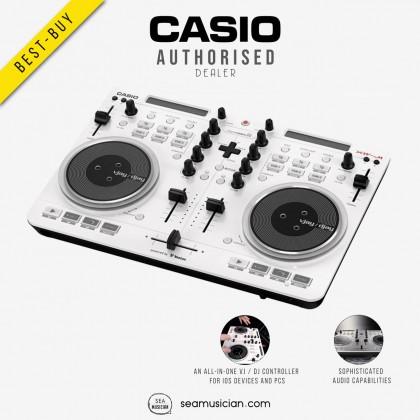 CASIO XW-J1 ALL IN ONE VJ/DJ CONTROLLER
