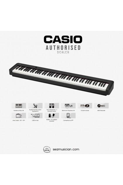 CASIO CDP SERIES CDP-S150/CDP S150 88 KEYS DIGITAL PIANO 3 PEDAL UNIT W/BENCH KB01/D90