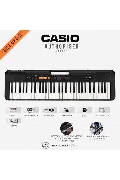 CASIO CT-S100 TONE 61 KEYS PORTABLE KEYBOARD