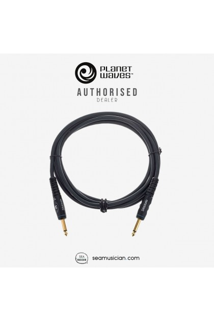 PLANET WAVES PW-G-10 G-CUSTOM SERIES INSTRUMENT CABLE 10 FEET