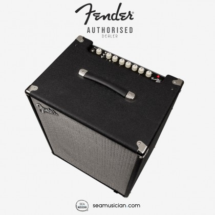 FENDER BASS AMPLIFIER RUMBLE 200 WATTS V3 230V UK DS