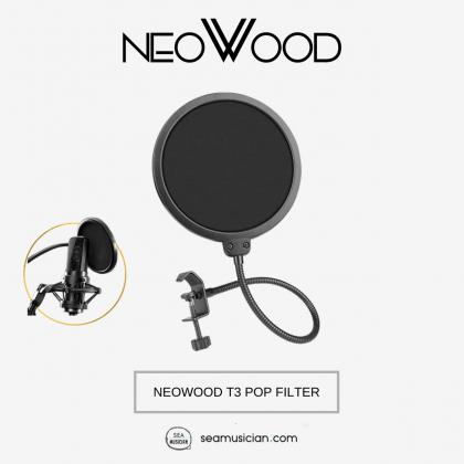 NEOWOOD T3 POP FILTER