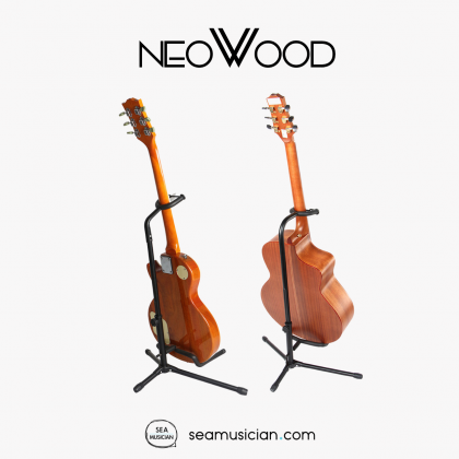 NEOWOOD J31 GUITAR STAND WITH NECK SUPPORT