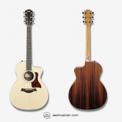 TAYLOR 214CE 200 SERIES ROSEWOOD & SPRUCE ACOUSTIC GUITAR