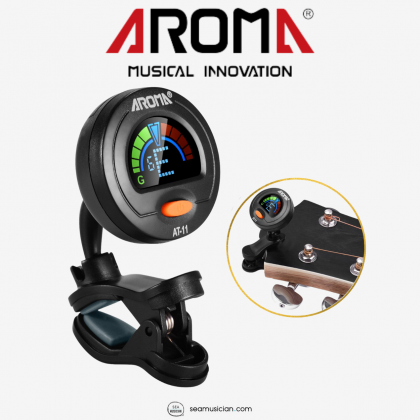 AROMA AT11 CLIP ON TUNER