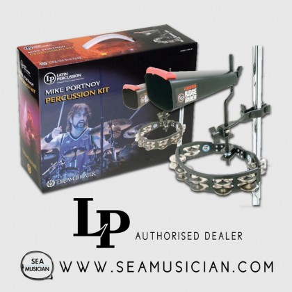 LP 008-MP MIKE PORTNOY PERCUSSION KIT - OPEN BOX SALE (LP-008MP)