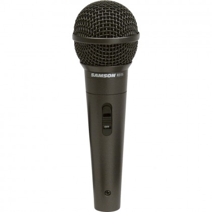SAMSON R31S DYNAMIC VOCAL MICROPHONE (SAM-R31S)