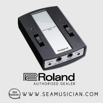 ROLAND DUO-CAPTURE MK2 USB AUDIO INTERFACE (UA-11-MK2)