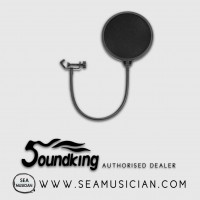 SOUNDKING SKEE27 SCREEN POP FILTER (SKEE27)