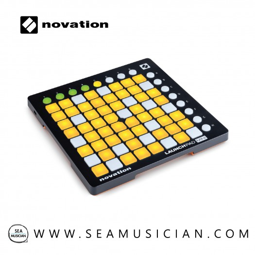 NOVATION MK2 LAUNCHPAD MINI COMPACT USB GRID CONTROLLER FOR ABLETON LIVE (NOV-N16-NOVLPD08)