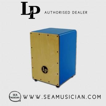 LATIN PERCUSSION FESTIVO CAJON LP1442 BLUE (LP1442BL)