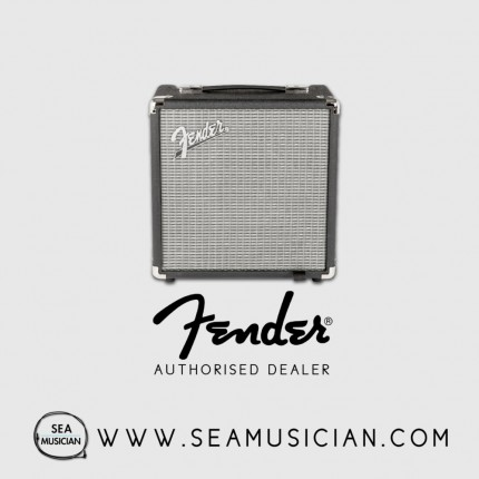 FENDER RUMBLE 15V3 15 WATT 1X8IN BASS COMBO AMPLIFIER VERSION 3 (FEN-F03-2370104900)