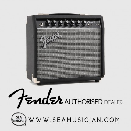 FENDER CHAMPION 20 WATT ELECTRIC GUITAR COMBO AMPLIFIER (FEN-F03-2330204900)