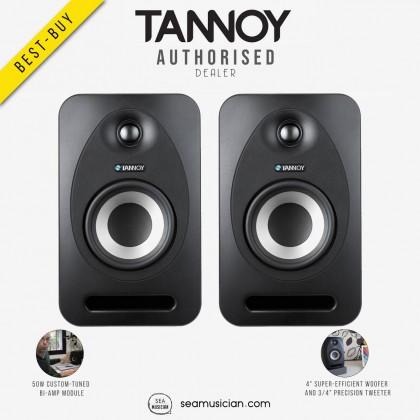 TANNOY REVEAL 402 4'' STUDIO MONITOR ACTIVE (PAIR) (TAN-T33980017670)