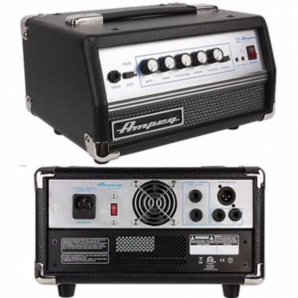 AMPEG MICRO-VR BASS AMP HEAD & SVT210AV BASS SPEAKER CABINET STACK (MICROVR+SVT-210AV)