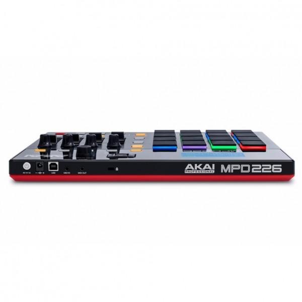 AKAI PROFESSIONAL MPD226 MIDI DRUM PAD CONTROLLER (AKAMPD226)