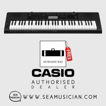 CASIO CTK 3500 61-KEYS WITH BAG (CAS-CTK3500)
