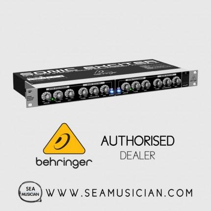 BEHRINGER SX3040 SONIC EXCITER AUDIO EXCITER SOUND ENHANCEMENT (BEH-SX3040)