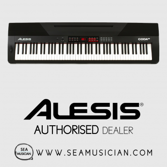 ALESIS CODA PRO DIGITAL PIANO 88-KEY HAMMER-ACTION KEYS (ALE-CODAPRO)