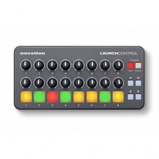 NOVATION LAUNCH CONTROL (NOV-N16-NOVLPD04)