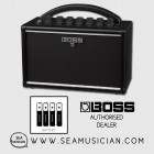 BOSS KATANA MINI BATTERY POWERED GUITAR AMPLIFIER WITH BATTERY - PORTABLE AMP (BOSS-KATANAMINI