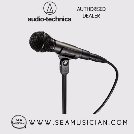 AUDIO-TECHNICA ATM510 CARDIOID DYNAMIC HANDHELD MICROPHONE (ATM510)