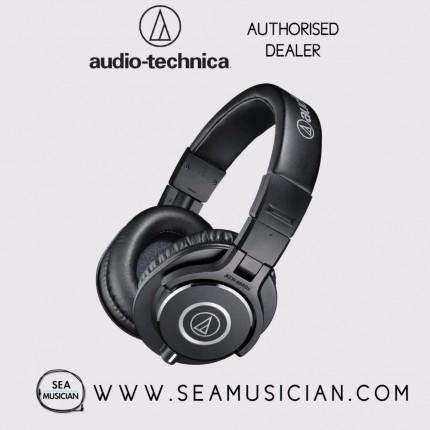 AUDIO-TECHNICA ATH-M40X PROFESSIONAL MONITOR HEADPHONES (AUD ATHM40X)