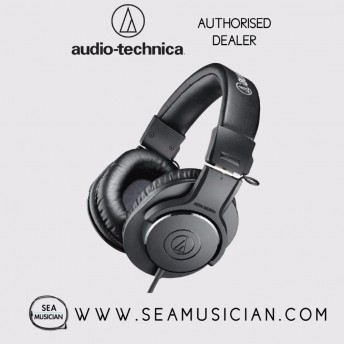 AUDIO-TECHNICA ATH-M20X PROFESSIONAL MONITOR HEADPHONES (AUD ATHM20)