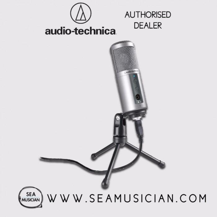 audio technica atr2500 usb cardioid condenser usb microphone atr2500 usb. Black Bedroom Furniture Sets. Home Design Ideas