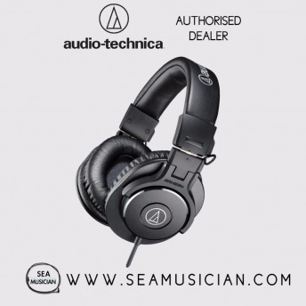 AUDIO-TECHNICA ATH-M30X PROFESSIONAL MONITOR HEADPHONES (ATH-M30X)