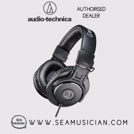 AUDIO-TECHNICA ATH-M30X PROFESSIONAL MONITOR HEADPHONES (ATH-M30X)