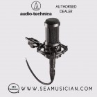 AUDIO-TECHNICA AT2035 LARGE DIAPHRAGM STUDIO CONDENSER MICROPHONE (AT2035)