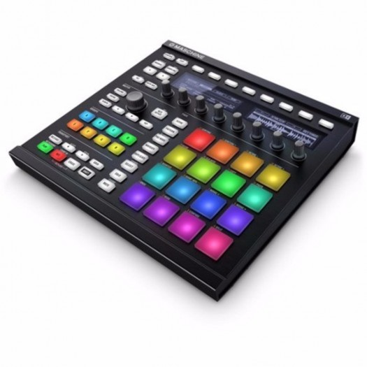 NATIVE INSTRUMENTS MASCHINE MK2 GROOVE PRODUCTION STUDIO, BLACK (N15-21949)