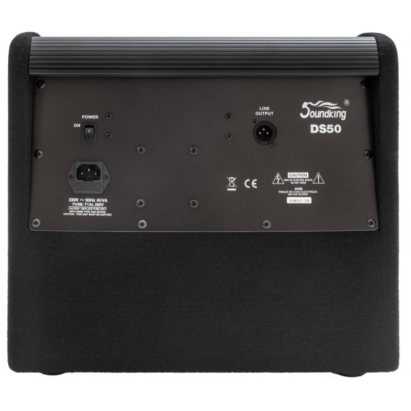 SOUNDKING DS50 MONITOR SPEAKER FOR DRUMS AND KEYBOARD