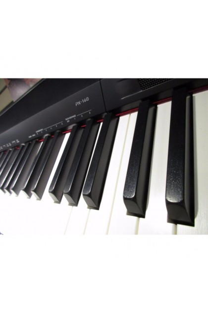 CASIO PRIVIA PX 160 88-KEYS DIGITAL PIANO WITH STAND - BLACK (CAS-PX160)