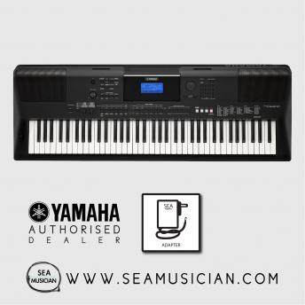 YAMAHA PSR EW400 76-KEYS PORTABLE KEYBOARD (PSREW400/PSREW-400)