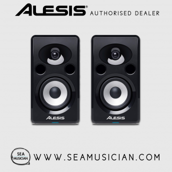 ALESIS ELEVATE 6 STUDIO MONITOR ACTIVE - PAIR (ALE-ELEVATE6XEU)
